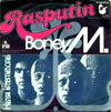 "Boney M. ""Rasputin / Painter Man"" 1978 GB"